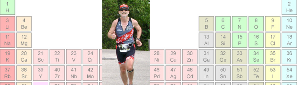 Lithium Man Triathlete